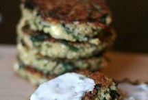 Food Veggie Burgers, Fritters, & Patties / Sometimes you need to eat your Veggies