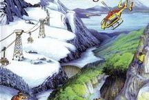 Les risques en montagne