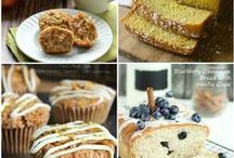 Foods to try Breakfast and Brunch Baked Goods / Breakfast Brunch  Breads and Sweet Treats