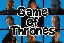 Tee Vee - Game of Thrones