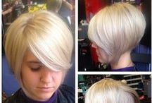 ❤️cut + color / Love is in the hair