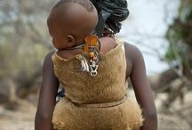 Babywearing - All over the world