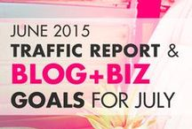 Blog Income Reports / Inspiration from bloggers who are making a great income blogging!