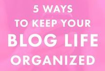 Blogging | Blogging 101 / General blogging tips to start, maintain and monetize a blog.