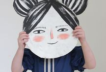 Kids Activities ~ Papercrafts