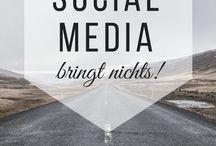 Tipps: Blog & Social Media