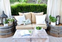 Summer house dreams / Ideas for summer cottage decor