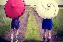 Love Umbrellas in action... / Photos sent to us by very happy customers! Umbrellas, Umbrellas, and more Umbrellas!  https://www.loveumbrellas.co.uk