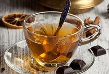 Tea Time  / Anytime, is the right time for tea.