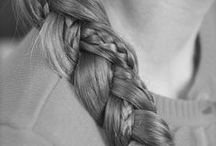 Trends - braids / braids, plaits, whatever you call them, they are so hot right now ...