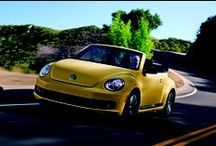 Volkswagen Vehicles / A cool collection of Volkswagen cars from over the years.