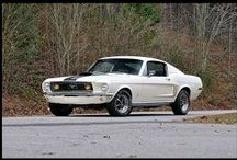 Cool Ford Vehicles / A bunch of Ford vehicles that are ever so cool!