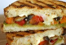 sandwiches, wraps,buritto & such