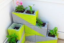Jardineria / muchas ideas para embellecer el jardin / by ♥Sunny!!. ✿