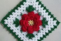 Crochet  / crochet, crochet y mas crochet... todo hecho en crochet. / by sunny