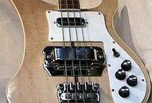 Bass Guitars / Bass guitars I like