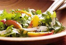 Salads, Salads, & Salads