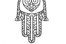 Magische Symbole aus verschiedenen Kulturkreisen