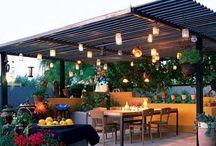 Projekt overdækket terrasse