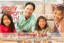 Family Activities / Activities and ideas for families with young children
