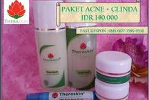 THERASKIN PAKET ACNE | CREAM ACNE