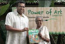 """Mrs. Sybil Wettasinghe's  book The friendly Banyan Tree / Did you know that Nuga Gama's 200 year old Banyan Tree was the inspiration behind, Sri Lanka's leading author and illustrators of children's stories Sybil Wettasinghe's  book """"The friendly Banyan Tree?"""""""