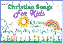 Christian Kids! / Religious ideas and activities for families with young children