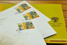 Nuga Gama Stamp Launch / In commemoration of World Tourism Day 2011