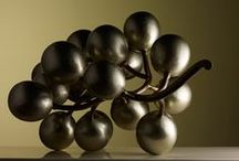 Sculptures / Robert Kuo Sculptural pieces for the home and garden