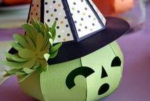 Halloween / Hand crafted Halloween Decoration