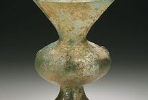 Ancient Islamic Art glass