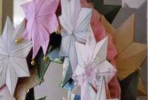 Shabby Christmas / #svgcuts Christmas Shabby Star's Wreath