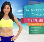14 Day Raw Vegan Challenge