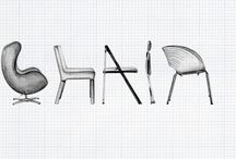 11GRA Chair / Seating Design Inspiration for Seating based design projects (Year 9 & 10 DVC and Level 1, 2 and 3 Graphics)