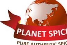 Planet Spices / Pure Authentic Spices.