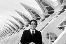 Calatrava / Calatrava: Inspiration for Designer study Year 11 DVC (NCEA Level 1)