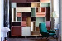 STUDIO / Studio, Home Studio, Workspace, Workshop, Craft room, Atelier,Home, House Interiors, Home decor, Decorating, Design