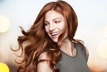Redhead Ideas / Red hair color