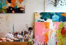 Art Inspirations / art, Art, ART!