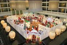 Santa's Workshop 2015 - Cinnamon Grand Colombo / Cinnamon Grand's highly popular Santa's Workshop was held on 17 December at the Atrium.  For five-hours, over 130 kids joined Santa and his helper elves to learn and create some extra special crafts for the season!