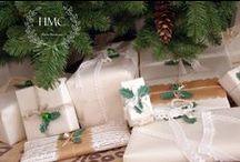 Scandinavian White Christmas