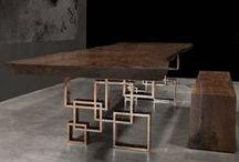 Mobiliaério  de madeira