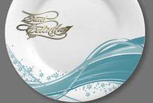Yemek tabakları takım modelleri... / Yemek tabakları modelleri suat çetindağ tarafından yapılmıştır.. Tasarımları bana aittir ilgilenmek isteyenler beni  facebooktan bulabilirler veya mail gönderebilirler.