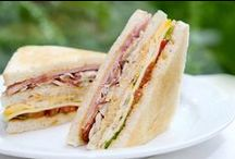 Sandwiches at Coffee Stop, Cinnamon Grand Colombo