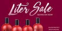 Liter Sale / Fantastic Sams Hair Salon Promotions:  Stock Up In Style Liter Sale