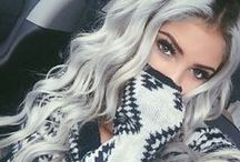 Gray Hair Her