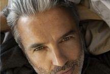 Grey Hair Him