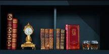Alcopedia : rare spirits hidden in precious books ! / Cognac, Calvados, Whisky... prestigious spirits are hidden in old books ! #books #alcopedia #secretbook #whisky #elegant