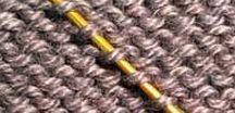 KNITTING TIPS / knitting, knitting tips and tricks, knitting tutorials, knitting help, support for knitters,