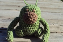 Crocheting is magic / Things I will or have already crocheted
